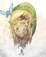 zombie link by toblet