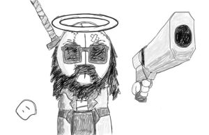 Jebus by 9Andrew5