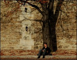 Lonely moment 02 by Nile-Paparazzi