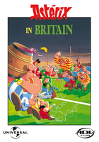 Fake Asterix in Britain DVD Cover by Tommypezmaster