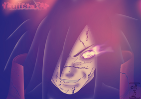 Madara Uchiha by razziel22