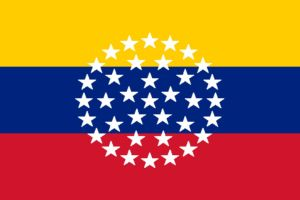 Flag of United States of Columbia by SteamPoweredWolf