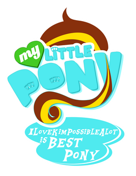 KP best pony logo by mattwilson83