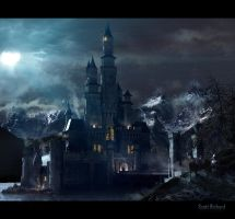 TLG Moonlight Castle Matte by rich35211