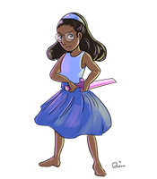 Connie by quinntheking