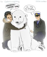 Cabin Pressure - December 14 by Kumagorochan
