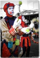 Carnaval Clown 2 by ditya