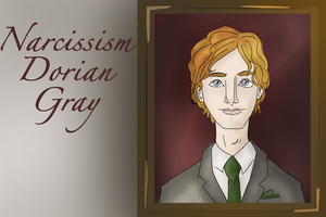 Pride: Narcissism -- Dorian Gray by themollyb