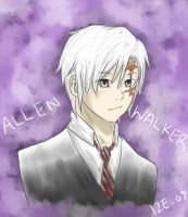 Allen Walker by Ize-09
