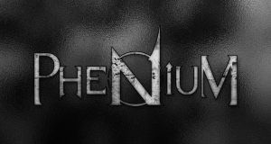 Phenium Logo by blackreflectionmedia