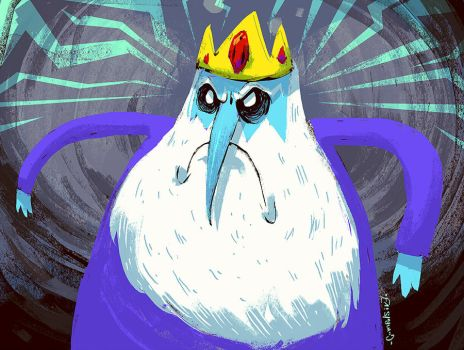 ICE KING by quick2004