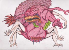 Gluttony by immortalraven1994