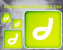 Adobe Dreamweaver CS5 by moontrain