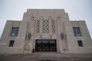 Union Pacific Station Omaha by in-my-viewfinder