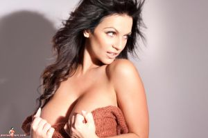 Denise Milani Close Up by k1ngxx