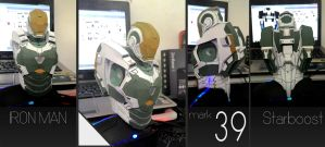 mark 39 papercraft by HiroHatakeyama