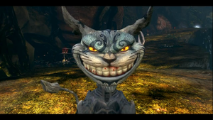 Alice: The Madness Returns Cheshire Cat by TheLifeOfAGamer