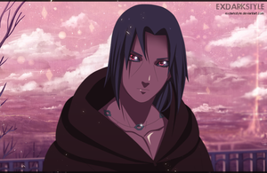 Itachi return by exdarkstyle