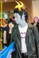 Cronus Ampora cosplay - cool guy(NEW TUMBLR) by Dead-Batter
