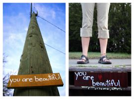 You Are Beautiful by NatureofMind
