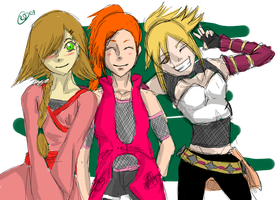 Team 17 - WE ROCK!!!!!!!!! by RandomeDragon