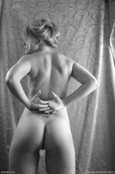 Nude Study of Abbigail by M7editor