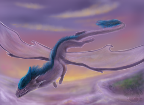 Crystal Wings by animalartist16