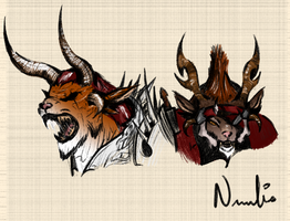 Charr by vicariousVisionary