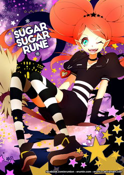Sugar Sugar Rune by Erumi-n