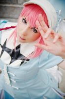 KILL LA KILL Cosplay - cute Nonon by K-I-M-I