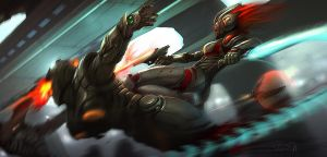 concept fight by svor
