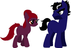Autumn Moon's Parents by HomestuckObsessed