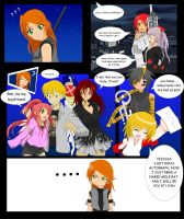 Kim Possible Skygrasper 1-5 by dvdIce