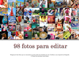 Pack - Fotos para editar by NeedAnotherStory