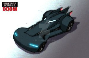 Batmobile2 by ZWYER