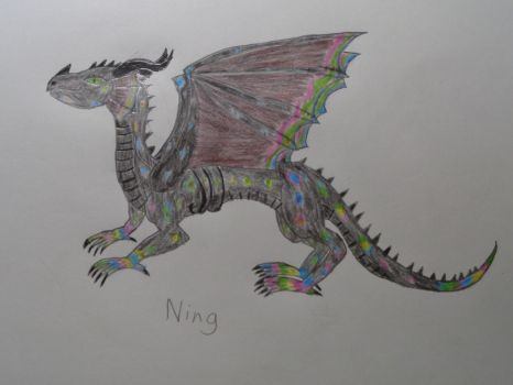 Ning by woodywoodwood