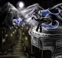 Nightmare Night by CalebP1716