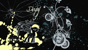 Derpy wallpaper 1920x1080 px by Pcyzicus