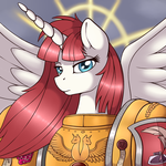 God Empress Faust by RatofDrawn