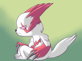 pokeddexed challenge: zangoose by megadrivesonic