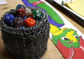 Dice Bag +1 by 0g0p0g0