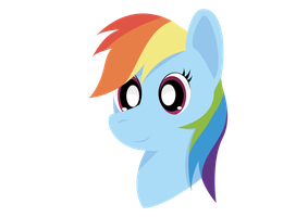 Rainbow Dash sticker by ARSwinton