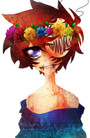 Mad's Flower crown by Nadi-Chan