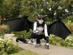 Yoru cosplay by Yoru-Dragon