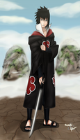 Sasuke join to Akatsuki by nelsonaof