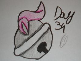 Pokemon Challenge Day 39 by toadettegal-tk