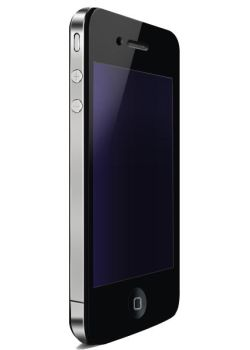 iPhone 4s Design In Photoshop by undersc0r3