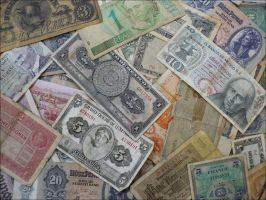 Paper Currency by Undistilled