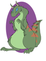 Creature Thing by kibadoglover45