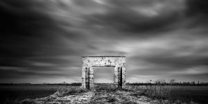 The Gate by white-white